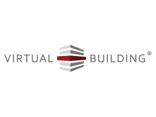 Logo: VIRTUAL BUILDING