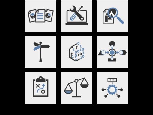 Applikationssymbole DM-Handbuch